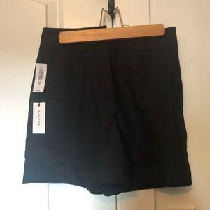 Babaton Black Lawler Short Size 0